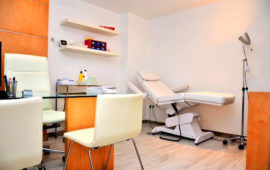 Sala de diagnóstico - Cirugía capilar