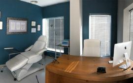 Sala de diagnóstico - Cirugía capilar Marbella